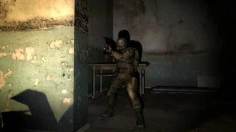 Stalker Call of Pripyat - Trailer von der Gamescom 2009