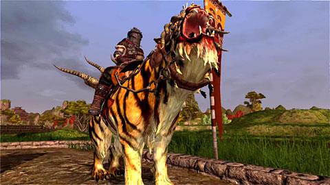 Age of Conan Rise of the Godslayer - Trailer von der Gamescom 2009