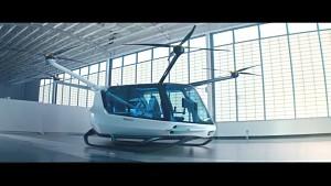 Flugtaxi Skai fliegt mit Wasserstoff