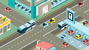 Toyotas Konzept für die Mobilität der Zukunft