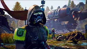 Outer Worlds Trailer