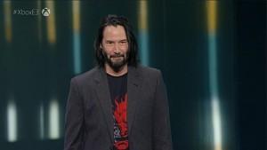 Microsoft zeigt Cyberpunk 2077 mit Keanu Reeves
