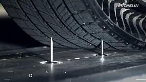 Michelin stellt luftlosen Autoreifen Uptis vor