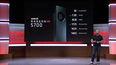 AMD stellt Radeon RX 5700 vor (E3 2019)