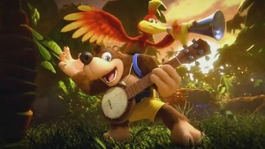 Banjo Kazooie in Super Smash Bros Ultimate