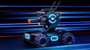 Mini-Drohnenpanzer RoboMaster S1