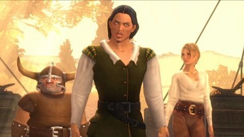 Drakensang Am Fluss der Zeit - Trailer von der Gamescom 2009