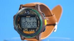 Timex Data Link ausprobiert
