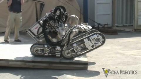 Vecna Bear Robot