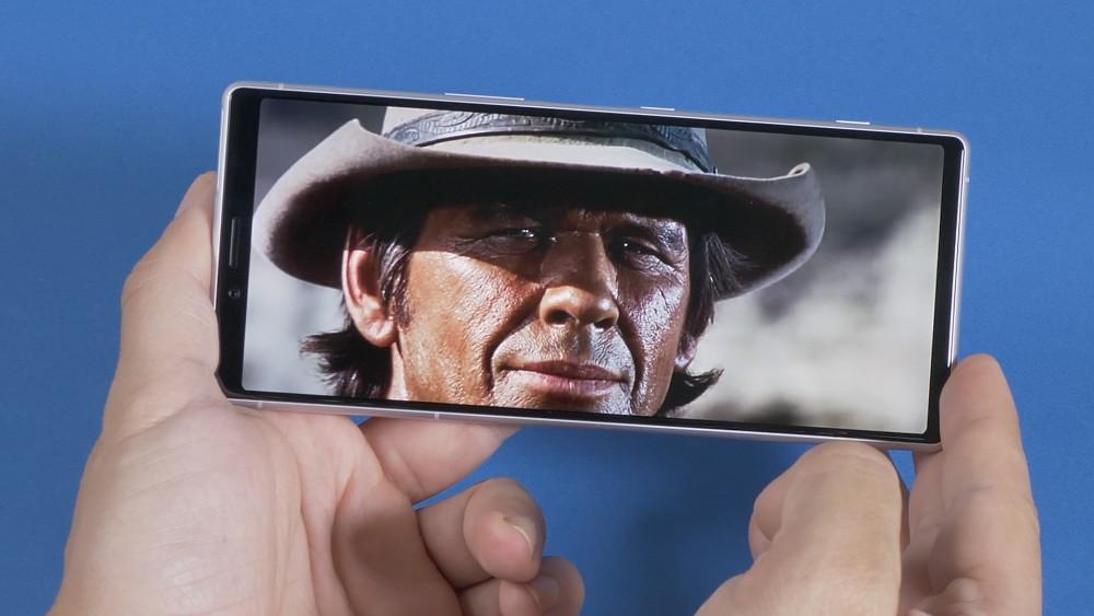 Sony Xperia 1 - Test