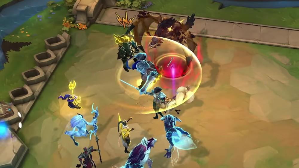 Teamfight Tactics - Trailer (Gameplay)