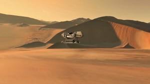 Dragonfly landet auf dem Saturn-Mond Titan - Nasa