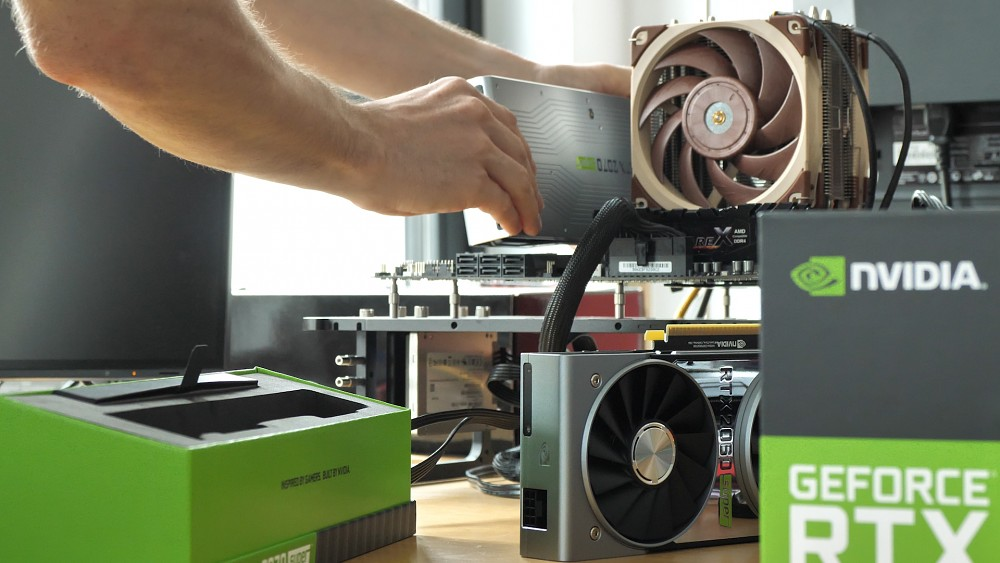 Geforce RTX 2070 Super und Geforce RTX 2060 Super - Test