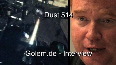 Dust 514 - Interview mit Hilmar Veigar Pétursson auf der Gamescom 2009