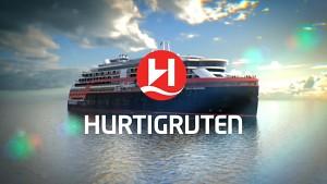 Hybrid-Kreuzfahrtschiff Roald Amundsen - Hurtigruten