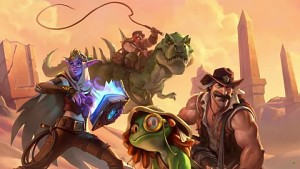 Hearthstone - Trailer (Retter von Uldum Cinematic)