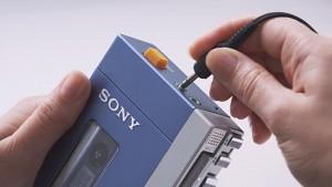 40 Jahre Walkman (Herstellervideo)