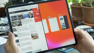 iPad OS ausprobiert