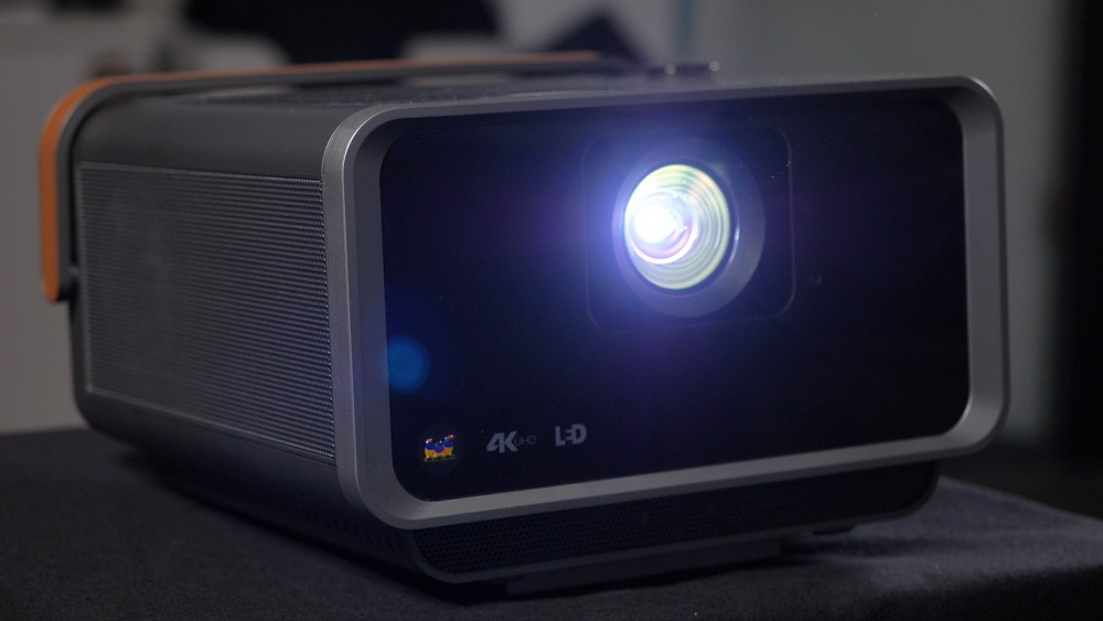 LED-Projektor Viewsonic X10-4K - Test