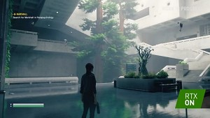 Control - Trailer (Raytracing Geforce RTX)