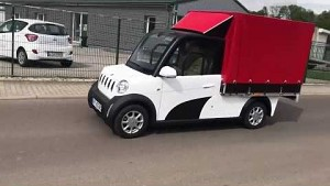 Elektrolieferwagen Ari 458 - Ari Motors