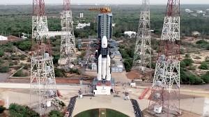 Vorbereitung der indischen Mondmission Chandrayaan-2