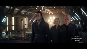 Star Trek Picard - Comic-Con-Trailer