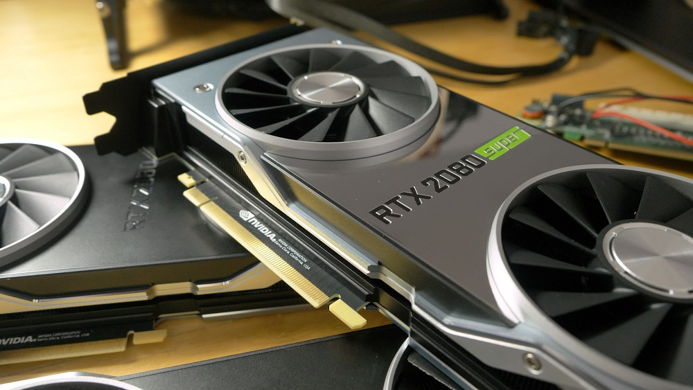 Geforce RTX 2080 Super - Test