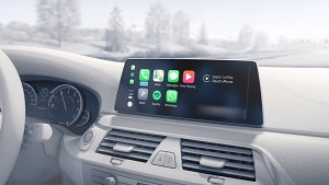 BMW zeigt Connected Drive mit Apples Carplay (Herstellervideo)