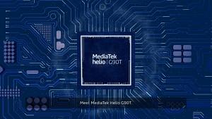 Mediatek zeigt den Helio G90T