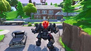 Fortnite Battle Royale - Trailer (Season 10 Mechs)