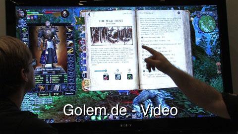 Warhammer Online - Präsentation von The Wild Hunt auf der Gamescom 2009