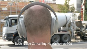 Boses Noise Cancelling Headphones 700 im Vergleich