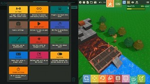 Google Game Builder ausprobiert