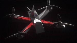 Renndrohne Racer 4 Street - Trailer