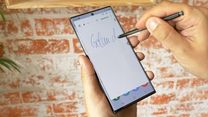 Samsung Galaxy Note 10 und 10 Plus - Hands on
