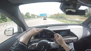 Mercedes EQC probegefahren