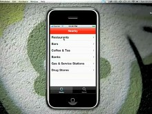 Titanium Mobile - Demoapplikation Yelpr