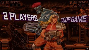 Blazing Chrome - Trailer