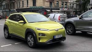 Hyundai Kona Elektro - Test