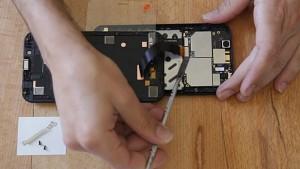 SHIFT6m Displayreparatur (Herstellervideo)