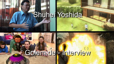 Interview mit Shuhei Yoshida, Chef der Sony Worldwide Studios