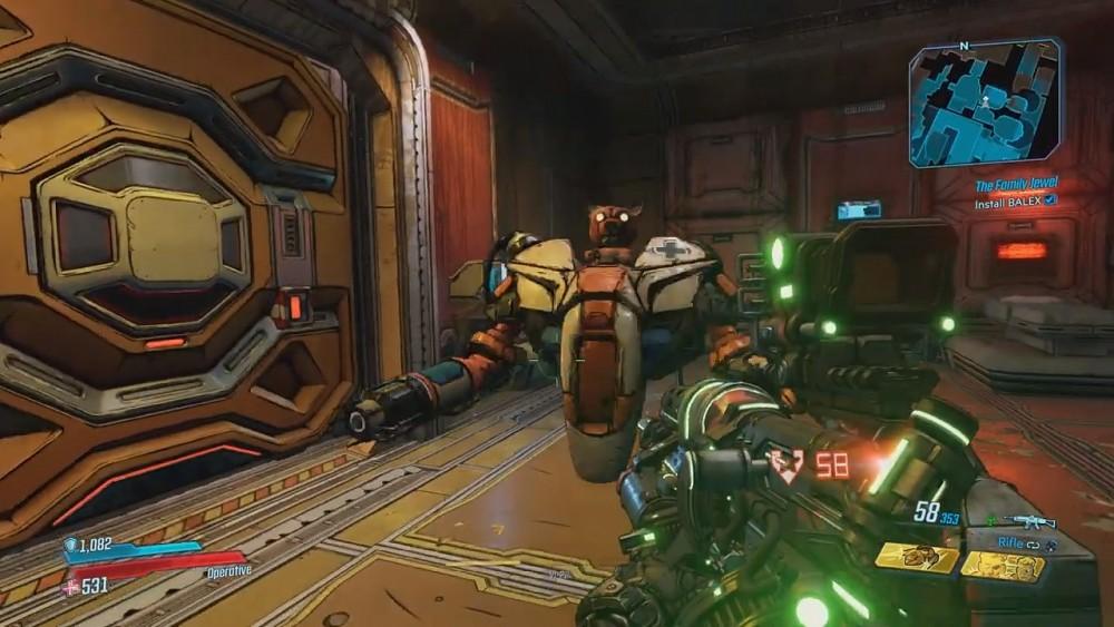 Borderlands 3 - 35 Minuten Gameplay (Sony)