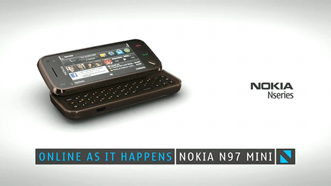Nokia N97 mini - Trailer