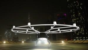 Lufttaxi Volocity - Volocopter