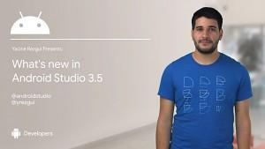 Android Studio 3.5 - Herstellervideo