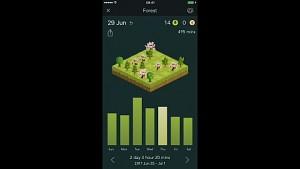 Die Forest-App erklärt (Herstellervideo)