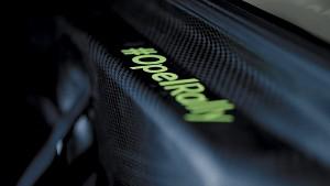 Rallyeauto auf Basis des Corsa-e