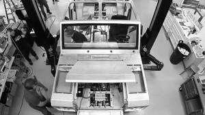 Bau der Protoypen des B1 und B2 - Bollinger Motors