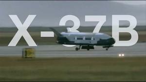 Unbemanntes Raumfahrzeug X37-B - Boeing